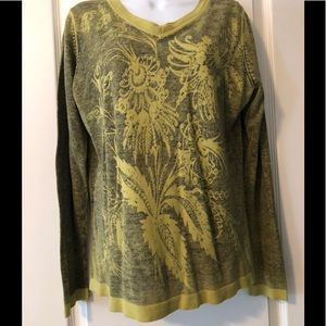 Cabi lightweight sweater size L - Reposh